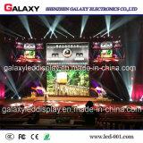 P2.976/P3.91/P4.81 video segno completo locativo esterno dell'interno dello schermo di visualizzazione della parete di colore LED per la pubblicità della fase di esposizione di eventi