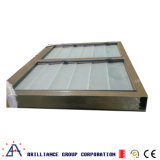 Стеклянное жалюзиий панели/алюминиевое стеклянное окно жалюзиего