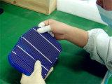 Alta célula solar monocristalina de Efficency
