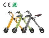 Scooter 2017 se pliant électrique de vélo de l'approvisionnement 11kg d'usine mini