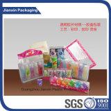 투명한 장식용 플레스틱 포장 상자