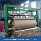 (DC-2400mm) Macchina ondulata di fabbricazione di carta con carta straccia come materiale