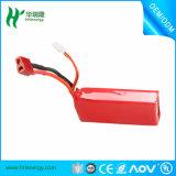 953475 de 1900mAh Lipo alto C dispositivo de la batería RC del polímero del litio del grado de la célula 3.7V 25c 35c 50c