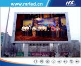 Mrled venda ao ar livre inteligente & energy-saving de P10.66mm do diodo emissor de luz de indicador da tela