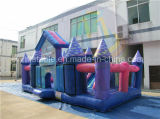 Patio inflable de la mini talla, princesa inflable Castle Rental