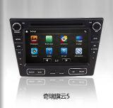 BtのiPod DVB-T RDS無線DVDとのChery Mvm Cowinのための車GPS