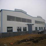 研修会または倉庫のための前設計されたプレハブの鋼鉄建物