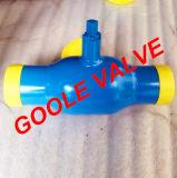 150lb/300lb/600lb/900lb 레버에 의하여 운영하는 감소된 구멍 완전히 용접된 공 벨브 (GAQ61PPL)
