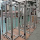 Промышленный алюминиевый профиль для рамки комнаты Operating машины