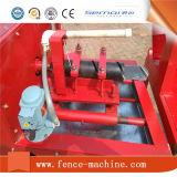 Engranzamento tecido semiautomático da ligação Chain que cerc a máquina