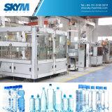 Línea pura automática línea de la máquina de rellenar del agua de embotellamiento del agua