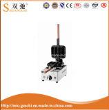 Machine croustillante de gaz d'acier inoxydable/machine de gaufre pour la vente en gros