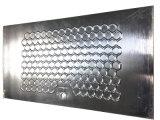 Теплоотвод наивысшей мощности напольный светлый алюминиевый
