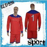Fournisseur 2017 uniforme de nécessaire du Jersey du football de promotion de Subliamtion