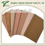 The Plywood Face Veneter Ebony / Black Walnut / Teak / Wengue Fancy Plywood dans Hot Sale