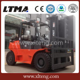 Ltma 5 Tonne LPG-Gabelstapler mit wahlweise freigestellten Gabelstapler-Teilen