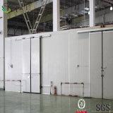 Conservación en cámara frigorífica del sitio del congelador de la asamblea de los paneles del poliuretano para los pescados congelados