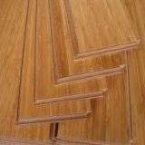Suelo de bambú de ingeniería raspado a mano
