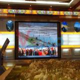 P4 perfeccionan la pantalla de visualización a todo color de interior de LED del efecto de la visión