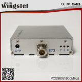 Aumentador de presión móvil de la señal de la sola venda del teléfono celular del PCS 1900MHz 3G 4G