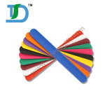 Faixa feita sob encomenda da batida do silicone do fabricante com projetos do arco-íris de Palpi Pilosi