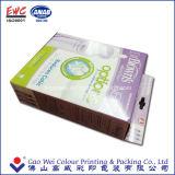 Papier d'emballage personnalisé coloré