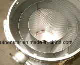 Aguas residuales de la impresión y del teñido del cambiador de la recuperación de calor residual