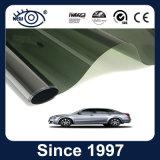 Pellicola solare di colore del lato del parabrezza dell'automobile nera della finestra