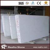 Plakken van de Steen van het kristal de Witte Marmeren voor Vloer/Muur