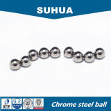 Bille en acier en acier de souffle d'injection de sphères de roulements à billes du roulement Suj2