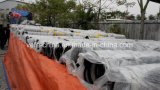 Ressort de réglage de la piste Sk400 des pièces d'excavatrice de Kobelco