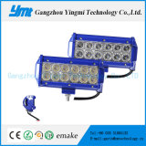 Front Car Driving Foglight CREE 36W LED Light Barre de travail