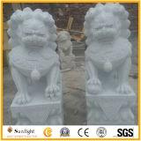 Rilievo greco/bianca giardino/figura di pietra moderno/gialla naturale granito/del marmo/statua animale che intaglia le sculture
