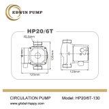 Насос горячей воды HP20/6g (w) (t) форсируя обеспечивая циркуляцию