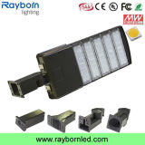 주차 옥외 지역 투광램프 점화 250W LED Shoebox 가로등