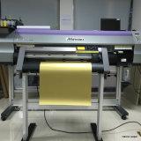 La PU viva de la película del traspaso térmico del color basó anchura del vinilo 50 longitudes del cm 25 M para toda la tela