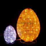 LED Plastic Christmas Ball Decoratie Lights uit de fabriek