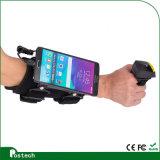 """Explorador androide del código de barras del dedo del programa de lectura de código de Qr Fs02 Bluetooth con el brazal 5 """" 7 """" para el sistema del androide del IOS"""