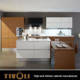 싼 가격 현대 부엌 제조자 Tivo-0029h를 가진 상한 부엌 찬장 가구 제조업을 사십시오