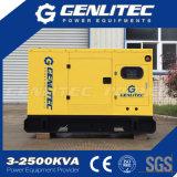 gerador Soundproof do diesel de 40kw 50kVA Cummins