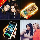 Аргументы за iPhone7 Lume СИД светлое Selfie