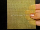 銅の正方形の金網
