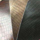 Hx-F1719를 만드는 소파를 위한 방연제 합성 물질 PU 가죽