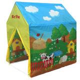 新しい子供のゲームの演劇のテントの屋外のテントの農場の家のテントCAKt8705