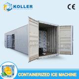 Quarto Containerized do refrigerador no recipiente 20feet para o armazenamento de gelo