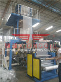 Duplo ABA Extrusora 3 camadas de filme de máquina de sopro