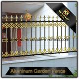 Decoração de jardim Customized Cast Aluminium Iron Fence for Security