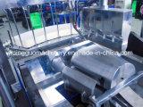 Copo de papel dobro oco automático de parede que faz a máquina