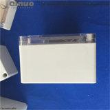 Contenitore impermeabile di plastica di lampada di applicazione esterna