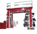 I cinesi fabbricano la stampatrice flessografica di sei colori